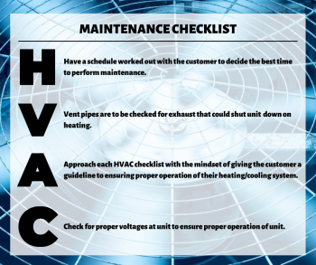 HVAC from A-Z