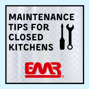 Maintenance Tips for Closed Kitchens